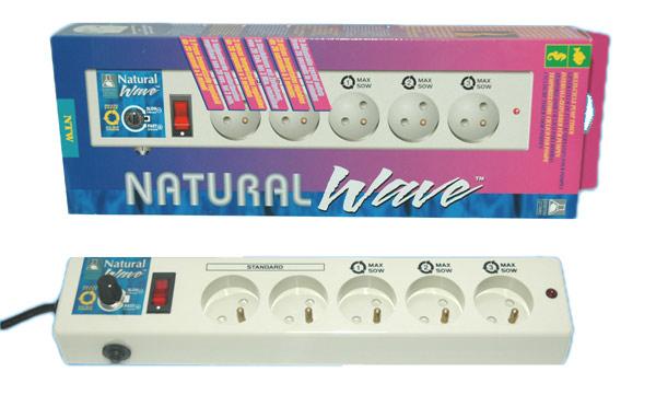 """Le système """"natural wave""""."""