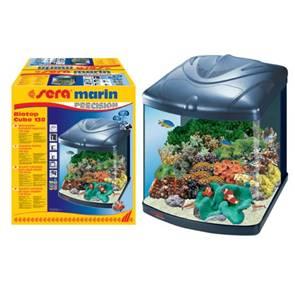 Le sera Marin Précision, tout équipé avec écumeur, UV, filtre interne, brassage et 2x24 w.