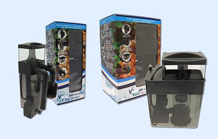 La gamme V2 skim 300 et 500 de TMC. Silencieux et efficaces.