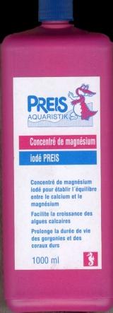 Preis Magnésium.