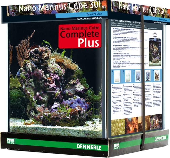 Nano Marinus Cube ! Tout un programme...
